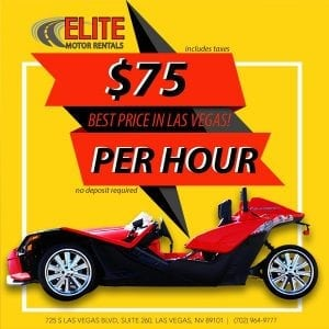 $75 per hour slingshot rental