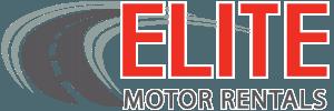 Elite Motor Rentals logo retina
